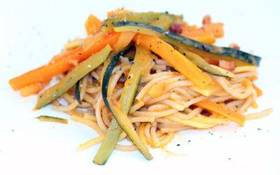 Zucchini Nudeln