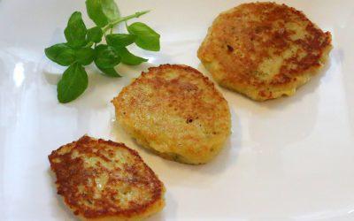 Couscous Küchle mit Gemüse