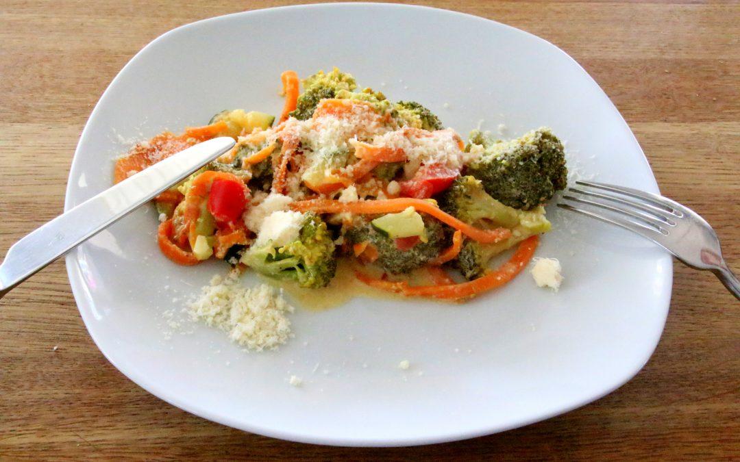 Parmesan Gemüse
