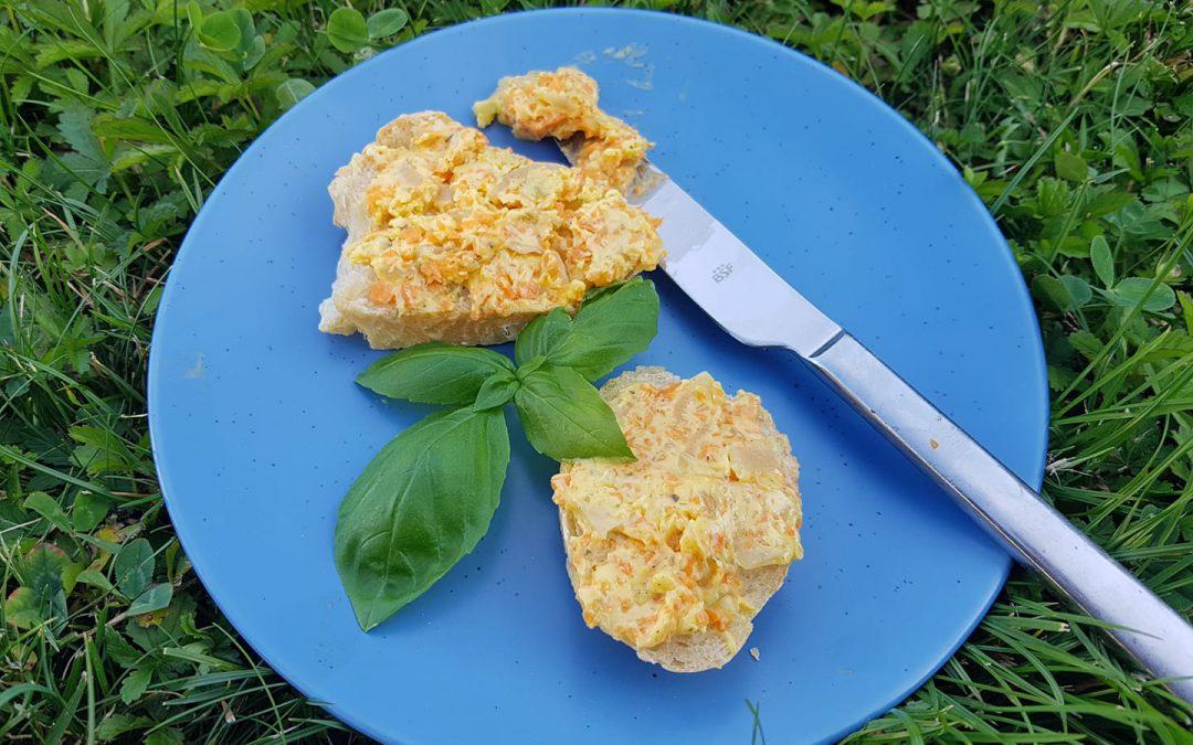 Karotten – Zwiebel Butter